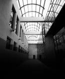 Пустой Hall в организации бизнеса Стоковое Изображение RF