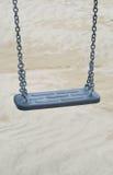 пустой seesaw Стоковое Изображение RF
