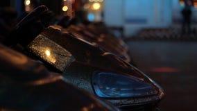 Пустые автомобили бампера акции видеоматериалы