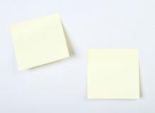 пустые бумаги Стоковые Фотографии RF