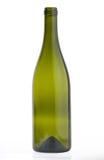 Пустые бутылки вина Стоковая Фотография