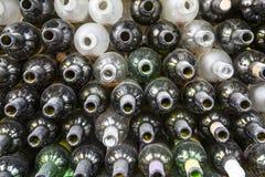 Пустые бутылки вина Стоковое Фото
