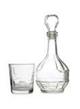 Пустые бутылки вискиа Стоковые Фотографии RF
