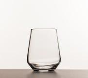 Пустые выпивая стекла Стоковые Изображения RF