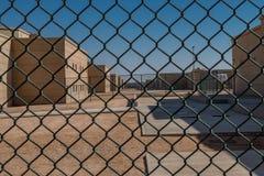 Пустые здания Стоковые Фото