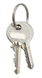 пустые ключи Стоковые Фото