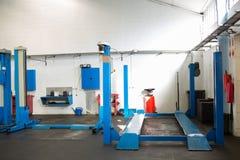 Пустые рабочие станции Стоковое фото RF