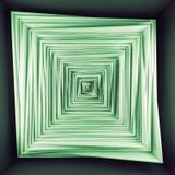 Пустые рамки на белой стене Стоковые Фото