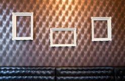 пустые рамки Стоковые Фотографии RF