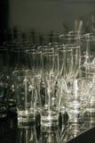 пустые стекла Стоковые Изображения