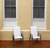 Пустые стулы Стоковые Изображения RF