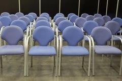 Пустые стулья Стоковая Фотография RF