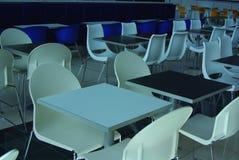 пустые таблицы Стоковая Фотография RF