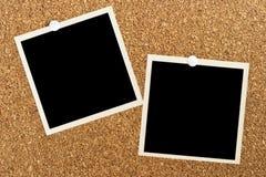 пустые фото пробочки доски Стоковое Изображение
