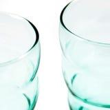 Пустые чашки Стоковые Изображения