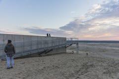 Пустыня Ä™dowska 'BÅ в южной Польше стоковое фото rf