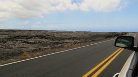 Пустыня лавы Стоковая Фотография RF