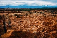 Пустыня гор Стоковое Фото