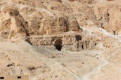 Пустыня Египта стоковые фотографии rf