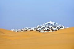пустыня здания Стоковое Фото