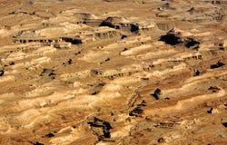 Пустыня Израиля Стоковая Фотография