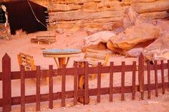 пустыня кафа openair Стоковые Изображения
