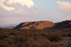 Пустыня Калифорнии - Roadtrip Соединенные Штаты Стоковые Изображения RF