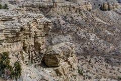 Пустыня Колорадо парка штата Пуэбло озера окружая стоковое изображение rf