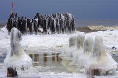 Пустыня льда Стоковая Фотография