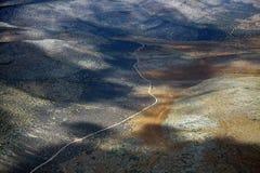 Пустыня Мохаве стоковые фотографии rf