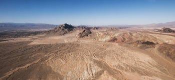 пустыня Невада Стоковая Фотография RF
