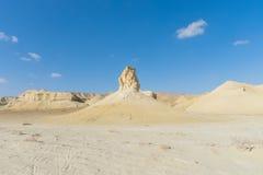 Пустыня Негев Израиль Стоковые Фотографии RF