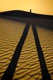 пустыня предпосылки Стоковые Изображения
