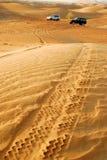 пустыня приключения Стоковое Изображение