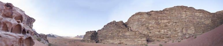 Пустыня рома вадей Стоковая Фотография