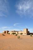 пустыня Сахара Стоковое Фото