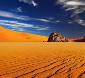 Пустыня Сахары стоковые изображения