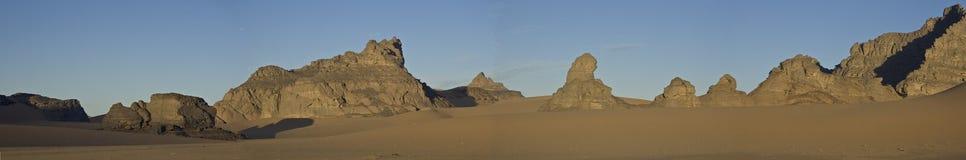 Пустыня Сахары Libyan Стоковые Изображения