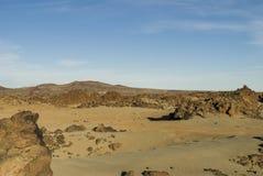 Пустыня (Тенерифе, Canaries) Стоковые Фото