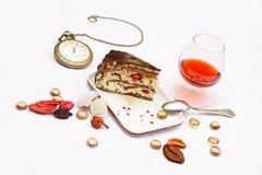 пустыня торта Стоковая Фотография