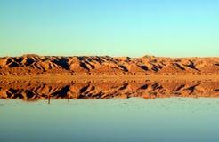 пустыня Тунис Стоковые Изображения