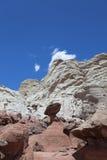 Пустыня Юта Стоковая Фотография RF
