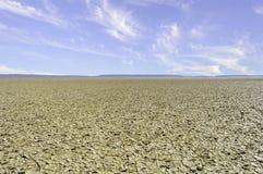 Пустыня Alvord, Harney County, юговосточный Орегон, западные Соединенные Штаты Стоковая Фотография RF