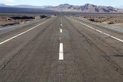 Пустыня Atacama, Чили Стоковые Фото