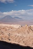 Пустыня Atacama Стоковое фото RF