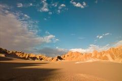 пустыня atacama Стоковое Изображение