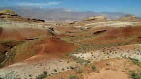Пустыня Fassinating Стоковые Фотографии RF