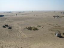 пустыня gobi Монголия Стоковые Изображения RF