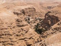 Пустыня Judaean - Святая Земля Стоковая Фотография RF