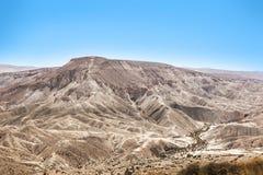 пустыня judean Стоковые Изображения